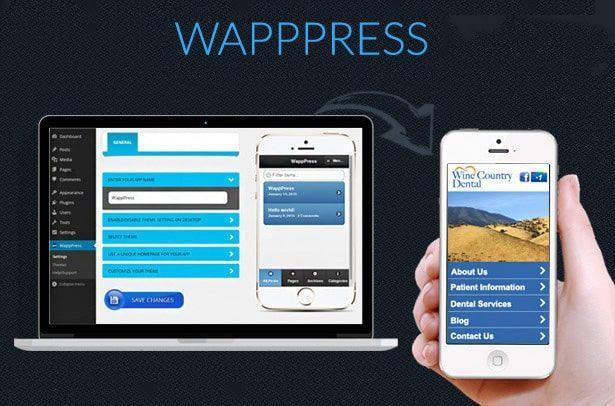 افزونه WappPress
